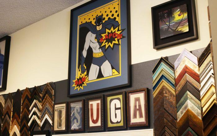 Tsuga Fine Arts & Framing in Bothell Washington