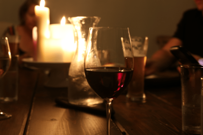 Bothell Holiday Wine & Sprits Walk - Wine at The Cottage