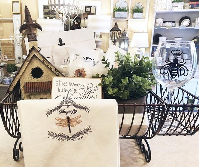 Cranberry Cottage home gifts and more in Bothell